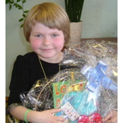 Easter Baskets of Hope — is it too late? Nope.