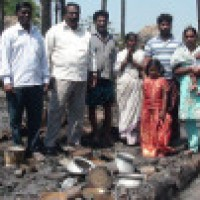Fire takes lives and livelihoods, India Partners sending help