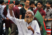 Clashes, protests stir Bangladesh