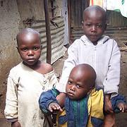 Feeding program provides a way out of Kenya's slums