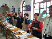 Church leaders in China enter spring training