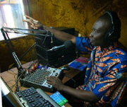 HCJB partner off the air in Central African Republic
