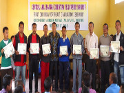 9 former addicts come to Christ through CBI India