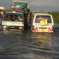 Ugandan flooding, landslide, and slow recovery