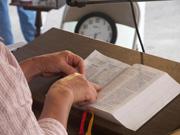 Bible Marathon readers needed around the world