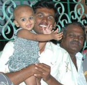 Prayer needed to protect children in India