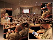 Christians reach out to the military on Memorial Day