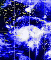 Prayer plays crucial role in diversion of Cyclone Mahasen