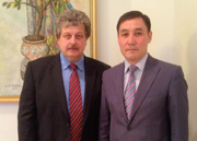Christians meet with Kazak leaders in Washington, D.C.