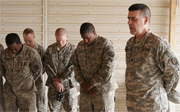 Baptist are concerned about religious liberty in the military