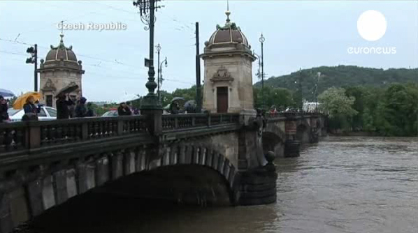 Czech Republic Flooding