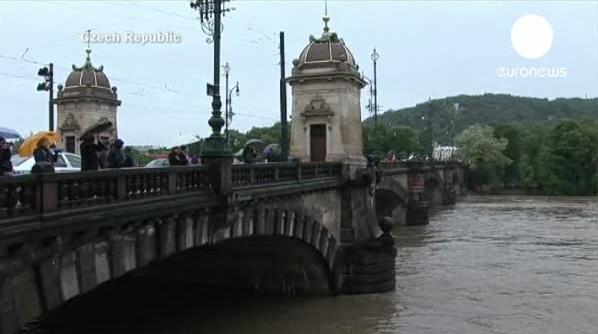 Czech Republic Flooding