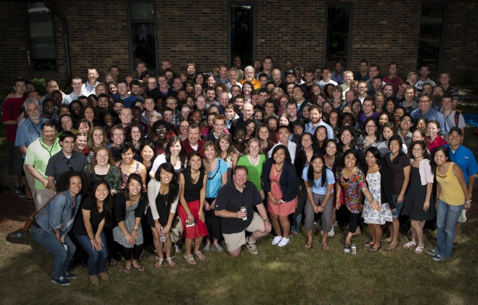 Record numbers at InterVarsity ONS a sign of growth
