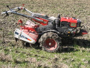 Tractor-tillers bring a bright future to rural farmers