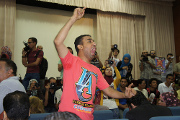 Egypt: powderkeg waiting for a spark.