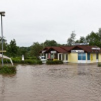Widespread flooding wreaks havoc across Central Europe
