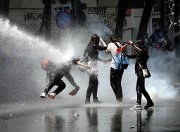 Turkish Prime Minister unapologetic to protestors