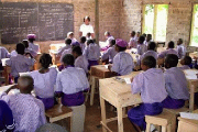 Teachers going back to school to re-learn the basics in Cambodia and Indonesia