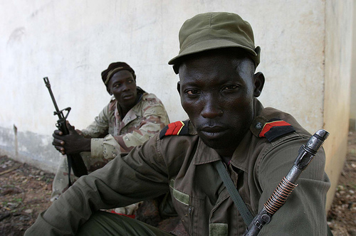 Central African Republic crisis: insight from the front lines