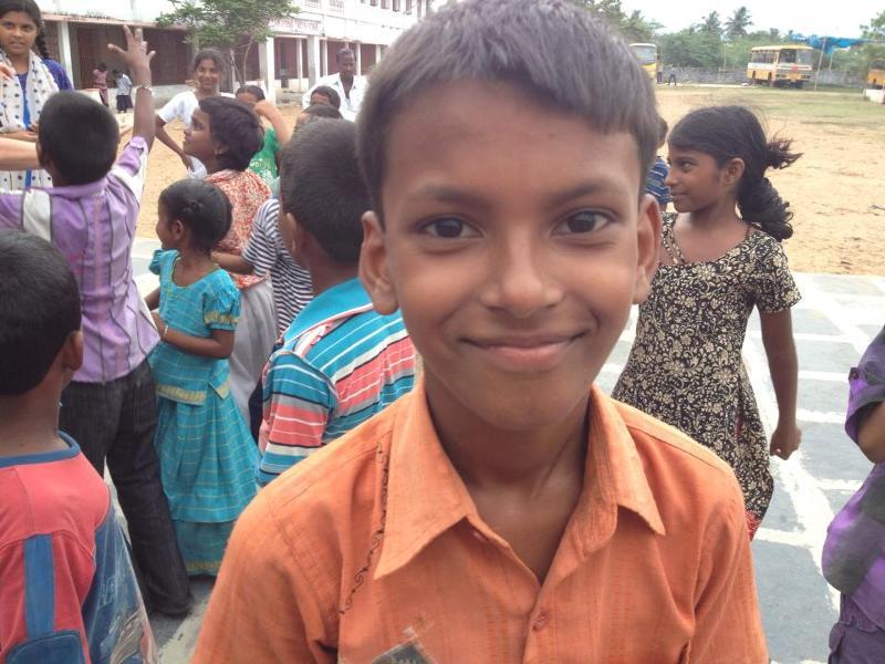 Latest India venture full of teaching, training, and joy.