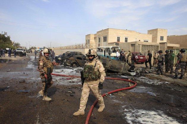 Iraq is spiraling into civil war
