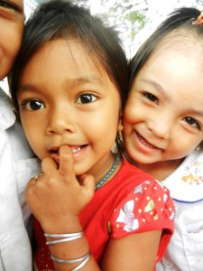 A quarter of Cambodia's physical or sexual assault victims are under the age of 10. (Image courtesy MTI)