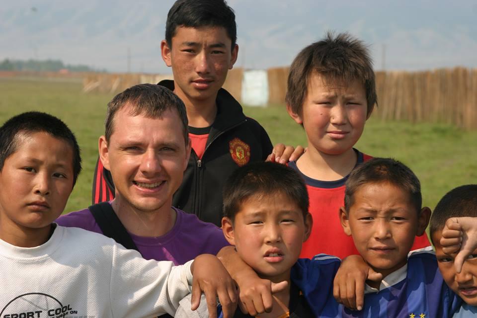 450 children in Mongolia hear the Gospel