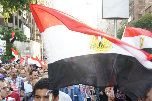Egypt: a legacy of love casts out fear