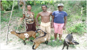Triple whammy hits Haiti hard