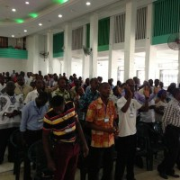 Ivory Coast church revival