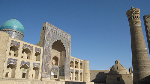 Religious freedom a stuttering pulse in Central Asia