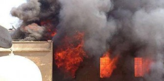 More than 60 churches attacked in Egypt.