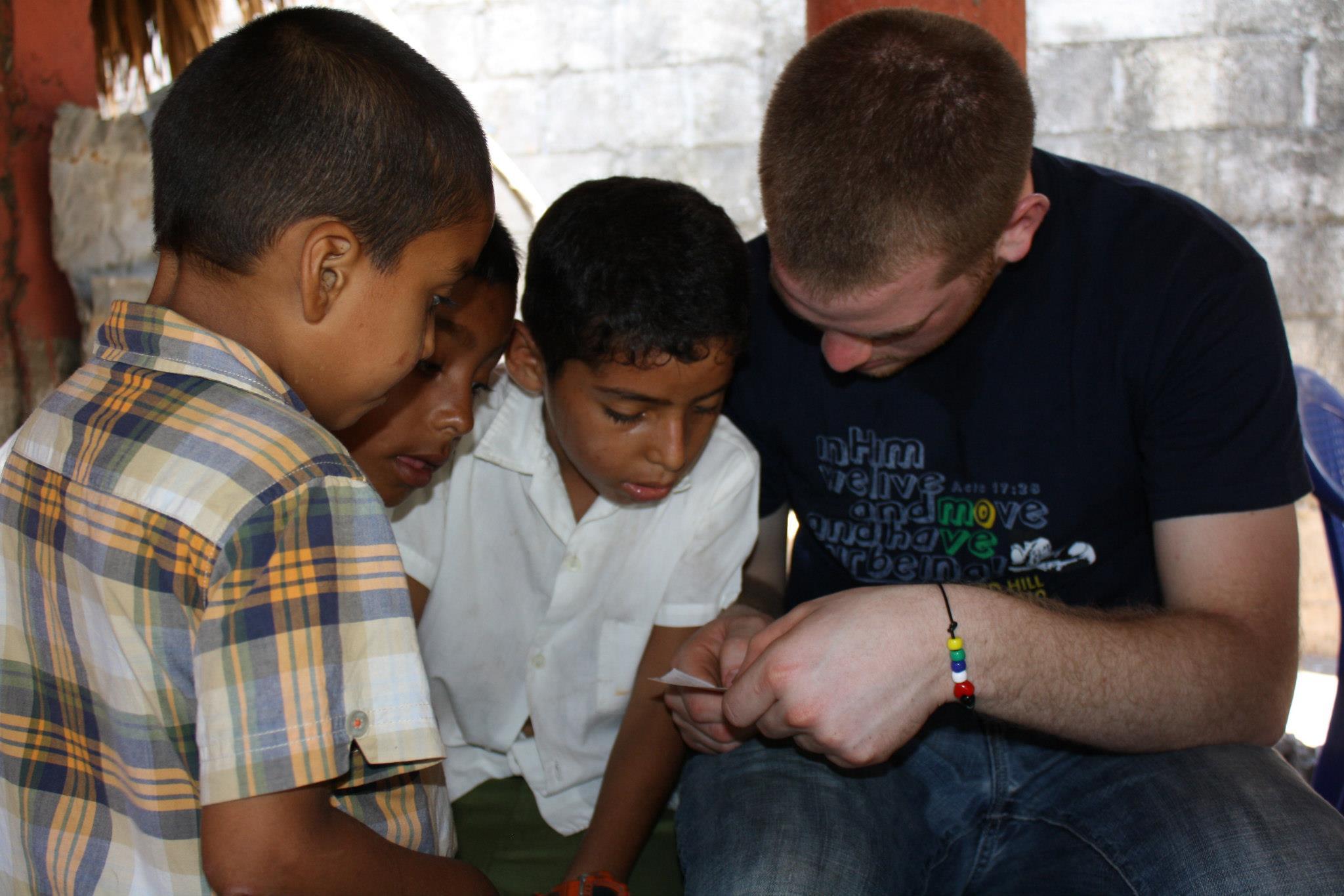Actions speak louder than words in Guatemala