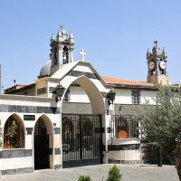 Extremists threaten Syrian church giving aid