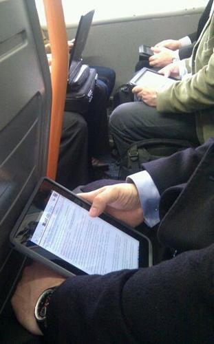 44% pastors use digital reader