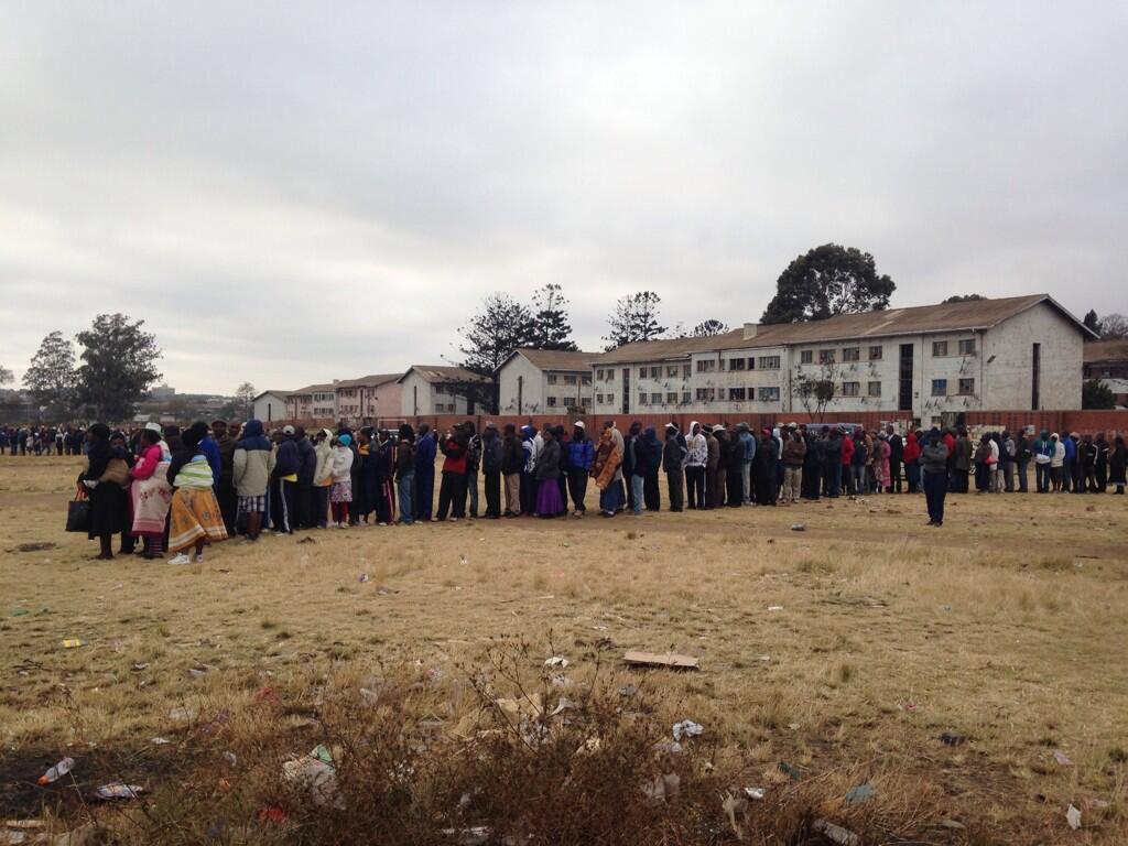 Zimbabwe elections under suspicion