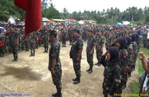 Fighting spreads in Zamboanga, Philippines