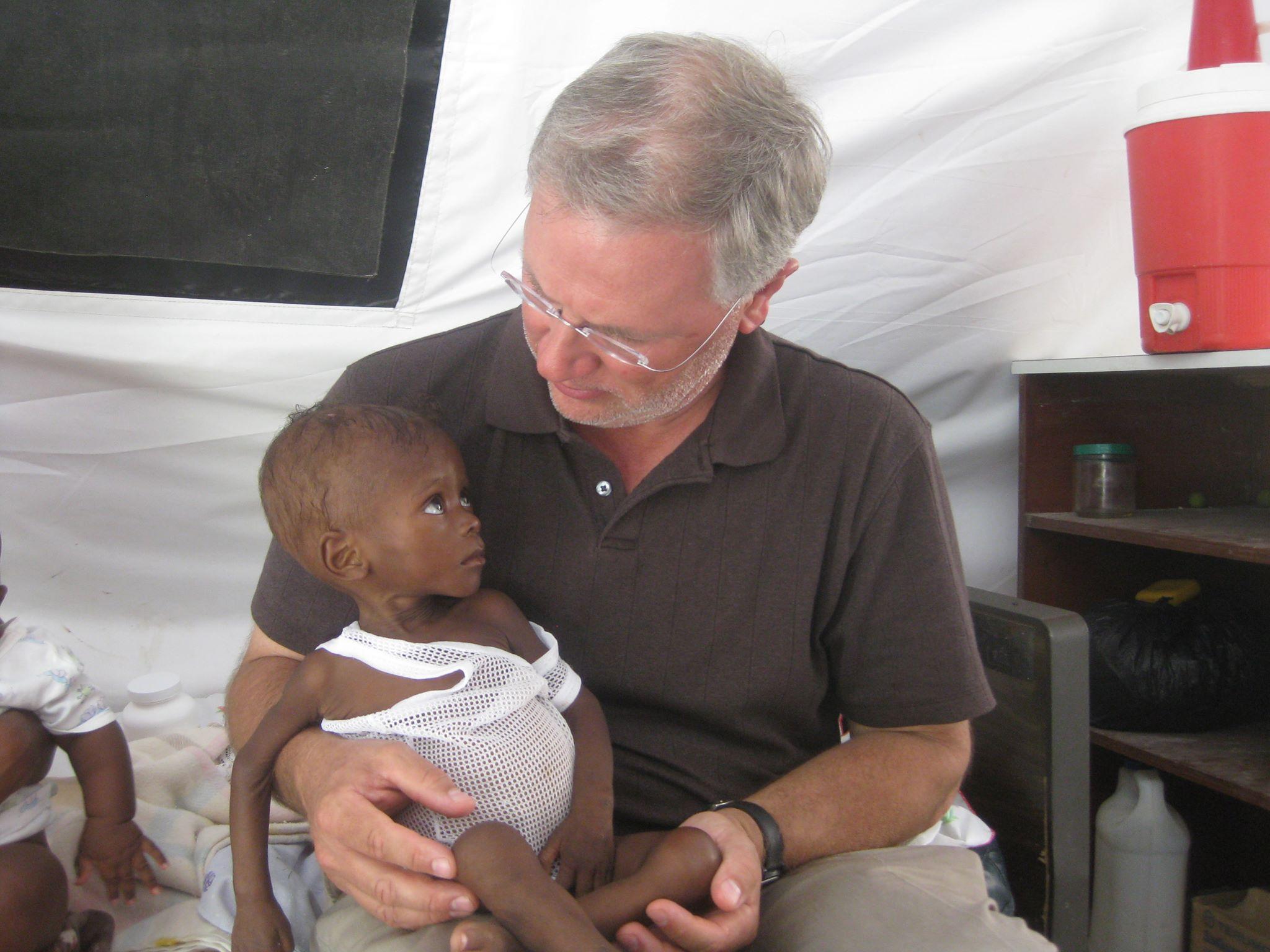 "Bit by bit, God is transforming ""the forgotten Haiti"""