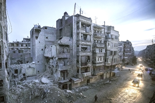Believers shrinking in numbers in Syria