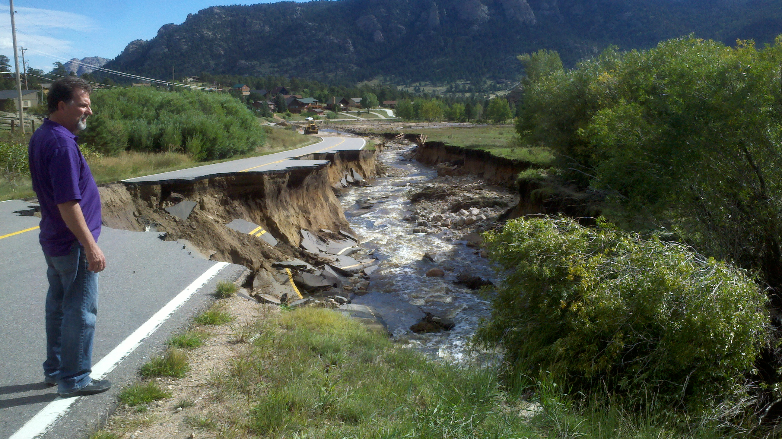 Damage assessments underway in Colorado as flooding shifts to Nebraska