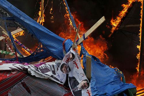 Muslim Brotherhood banned; good news for Christians?
