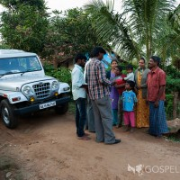 Church planter too successful in India.