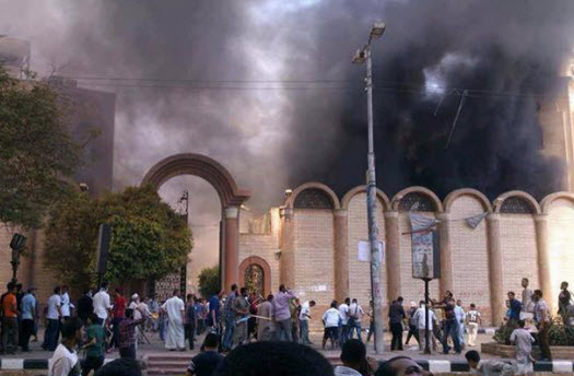 Overcoming Persecution with the Egyptian Church.
