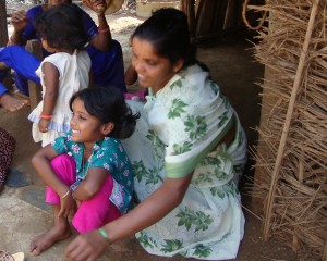 Girls as young as this one are rescued from sex slavery by Far Corners. (Image courtesy Far Corners Missions)