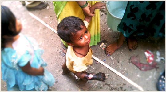GFA introduces health and hygiene initiative for slum dwellers