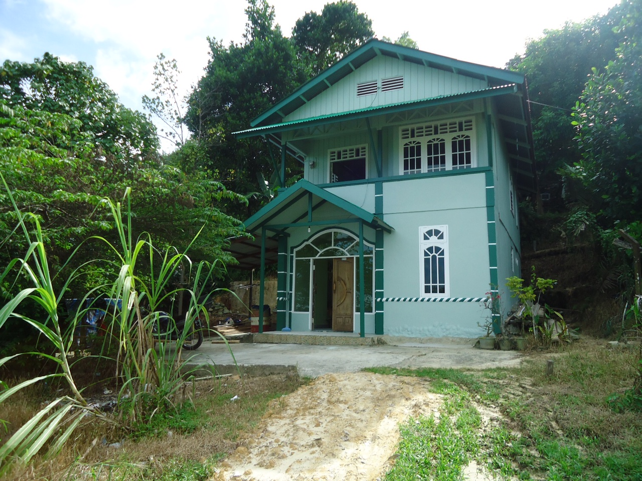 MAF opens guest house in Indonesia