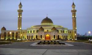 Mosque in Dearborn, Michigan.