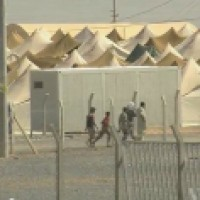 New relief center has been opened for refugees
