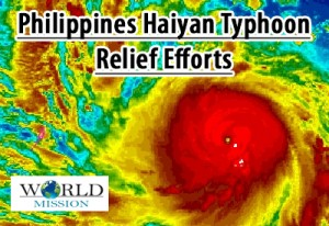 World Mission team safe in the Philippines