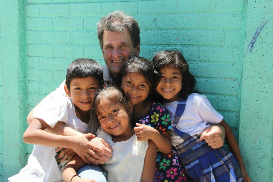 Girl rescued in Guatemala